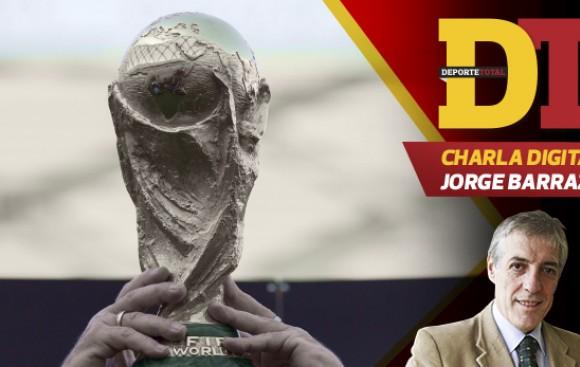 ¿Qué país llegará mejor al Mundial? Pregúntale a Jorge Barraza