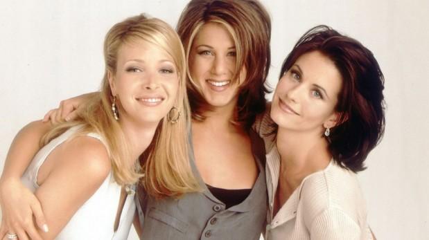 Cinco cosas que hemos aprendido de las chicas de Friends