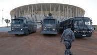 Brasil movilizará a 157.000 soldados y policías en el Mundial