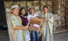 Comunidades nativas venden carpetas escolares al Estado