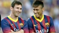 Neymar a Messi: