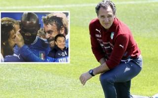 Le tienen fe: técnico de Italia renovó contrato hasta el 2016