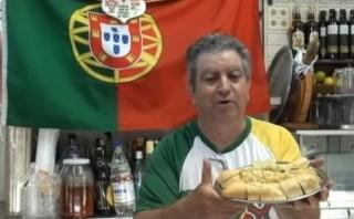 En Brasil 2014 se venderá el 'sándwich Cristiano Ronaldo'