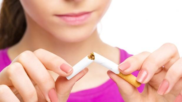 Predica con el ejemplo: Deja el cigarro y vive saludable