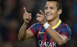 Presidente del Barcelona aseguró que Alexis no está en venta