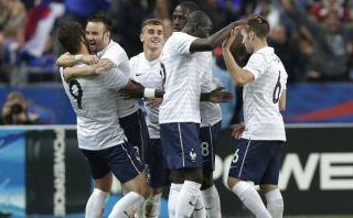 Afinados: Francia goleó 4-0 a Noruega con doblete de Giroud