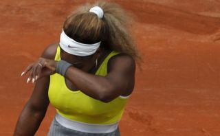 Sorpresa en Roland Garros: cayó la campeona Serena Williams