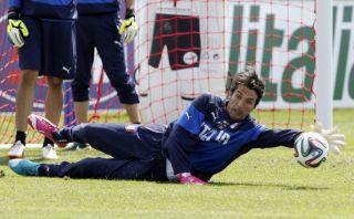 "Buffon: ""Llegar a cuartos de final sería hacer un buen Mundial"""