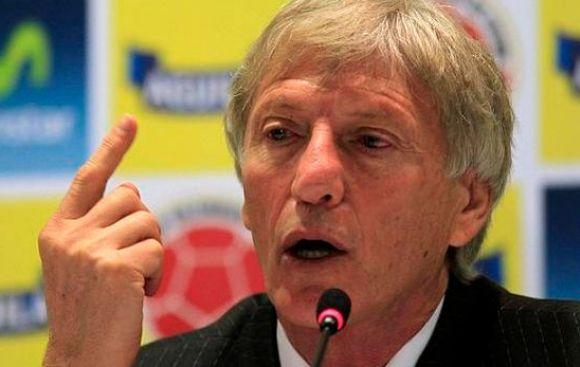 Pekerman anunció la primera baja mundialista de Colombia