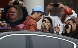 Cristiano Ronaldo se unió a los entrenamientos de Portugal