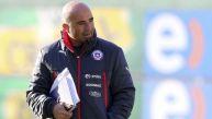 Jorge Sampaoli advierte que Arturo Vidal aún es duda en Chile