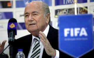 "Blatter: ""En Brasil se juega el fútbol verdadero, el grande"""