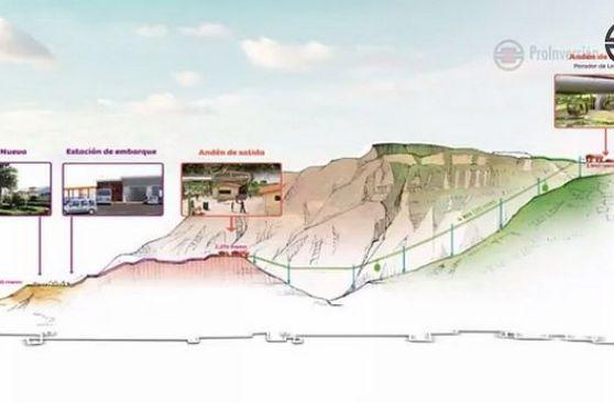 Primer teleférico del Perú: así se viajará hacia Kuélap
