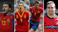 La reacción de los jugadores españoles tras la lista de 23
