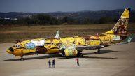 Este es el avión que trasladará a Brasil durante el Mundial