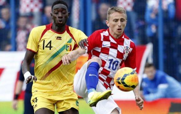 Rakitic y Modric entre los 23 convocados de Croacia para Brasil