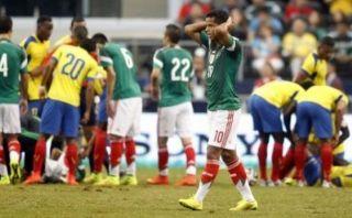 La terrible jugada que dejó hoy a dos jugadores sin Mundial