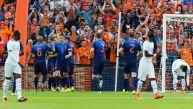 Holanda derrotó 1-0 a Ghana y se encamina para el Mundial