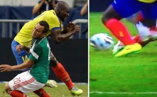 Ecuatoriano no fue descartado del Mundial pese a dura lesión
