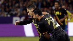 Bélgica derrotó 2-0 a Suecia con goles de Lukaku y Hazard