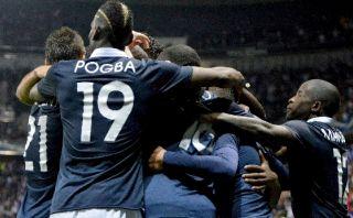 Francia igualó con Paraguay con golazo de Griezmann