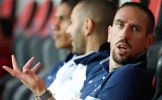 ¿Franck Ribéry se perderá el Mundial de Brasil 2014?