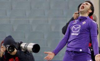 Giuseppe Rossi y su indignación en Twitter por no ir al Mundial