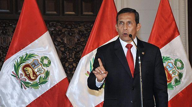 Oposición señala que a Ollanta Humala le falta liderazgo
