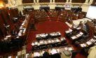 Oposición pedirá que recomposición de Ética se discuta mañana