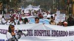 Médicos de Essalud levantaron huelga tras 22 días - Noticias de neptalí santillán