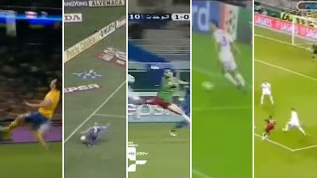 Otros cinco 'goles imposibles' que no puedes dejar de ver