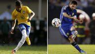 Brasil-Argentina: el sueño de Scolari en la final del Mundial