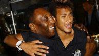 Brasil 2014: El mensaje de Pelé a Neymar antes del debut