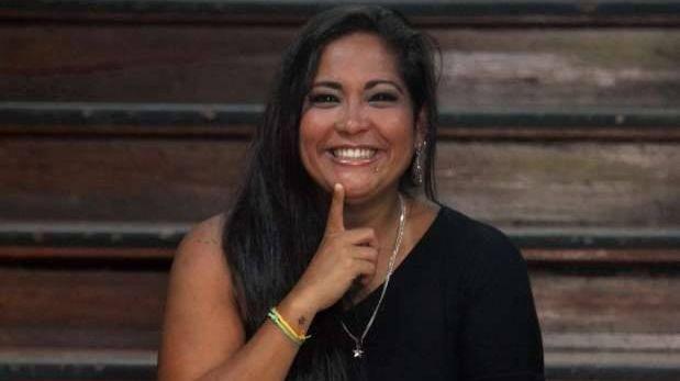 """Yo soy"": coqueteos de Katia Palma originan divertido hashtag"