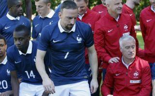 ¿Por qué Ribéry se pierde el Mundial?