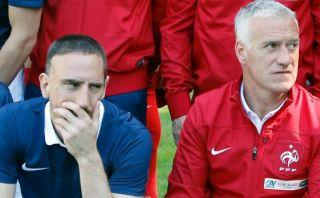 """Franck Ribéry: """"Dejo a mis compañeros con gran dolor"""""""