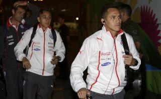 Federación de Chile descarta lesión al hombro de Alexis Sánchez