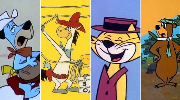 Vuelve a la infancia y recuerda estas caricaturas de antaño
