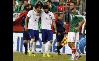 Sin Cristiano, Portugal venció 1-0 a México con gol a los 92'
