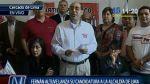 Fernán Altuve se lanzó a la Alcaldía de Lima con 'Huevo Duro' - Noticias de fernan martinez