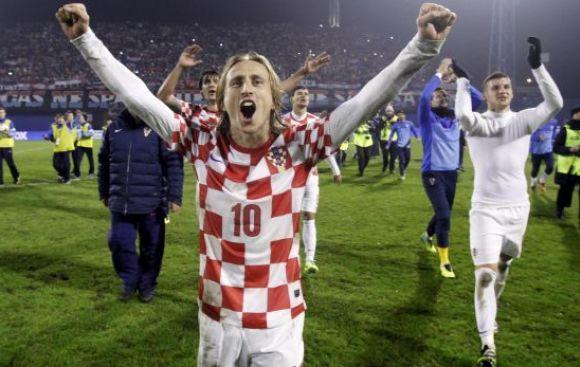 Nueve de cada 10 croatas prefieren ver el Mundial a tener sexo