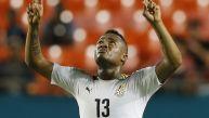 El golazo de Ayew en la goleada 4-0 de Ghana a Corea del Sur
