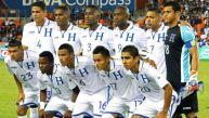 Honduras se ve en la final: llevó camisetas como para un mes