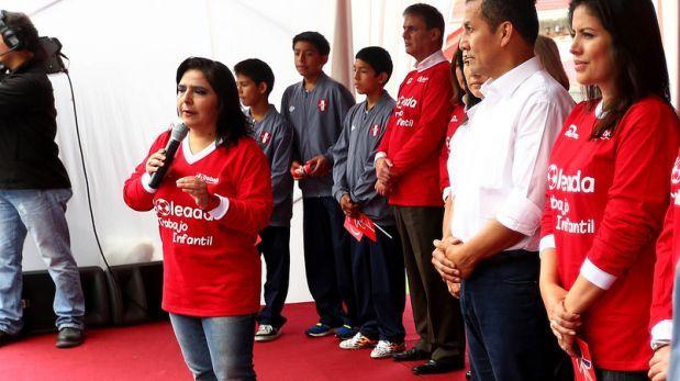 ¿Qué respondió Jara sobre foto de Humala con mineros ilegales?