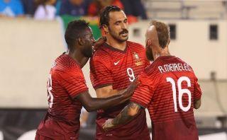 Brasil 2014: Portugal goleó 5-1 a Irlanda en último amistoso