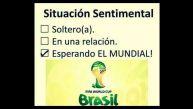 Brasil 2014: nuevos memes a un día de la inauguración