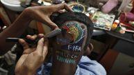 Brasil 2014: así se vive el Mundial en la India