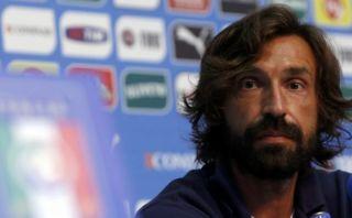 Pirlo dirá adiós a la selección italiana después del Mundial