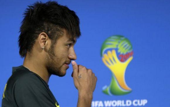 """Neymar: """"No quiero ser el mejor jugador del Mundial"""""""