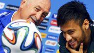 Scolari cree que Croacia debe pasar la noche pensando en Neymar